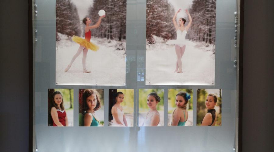 Fotoausstellung: Ballett