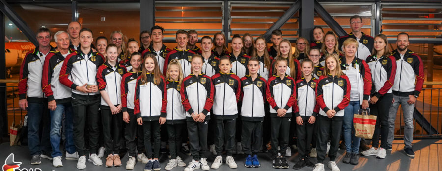 Europameisterschaft Sportakrobatik 2019