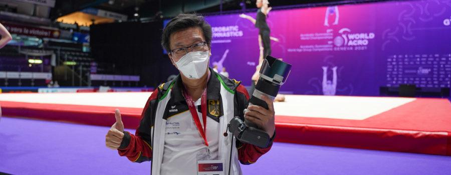 Weltmeisterschaft Sportakrobatik 2021